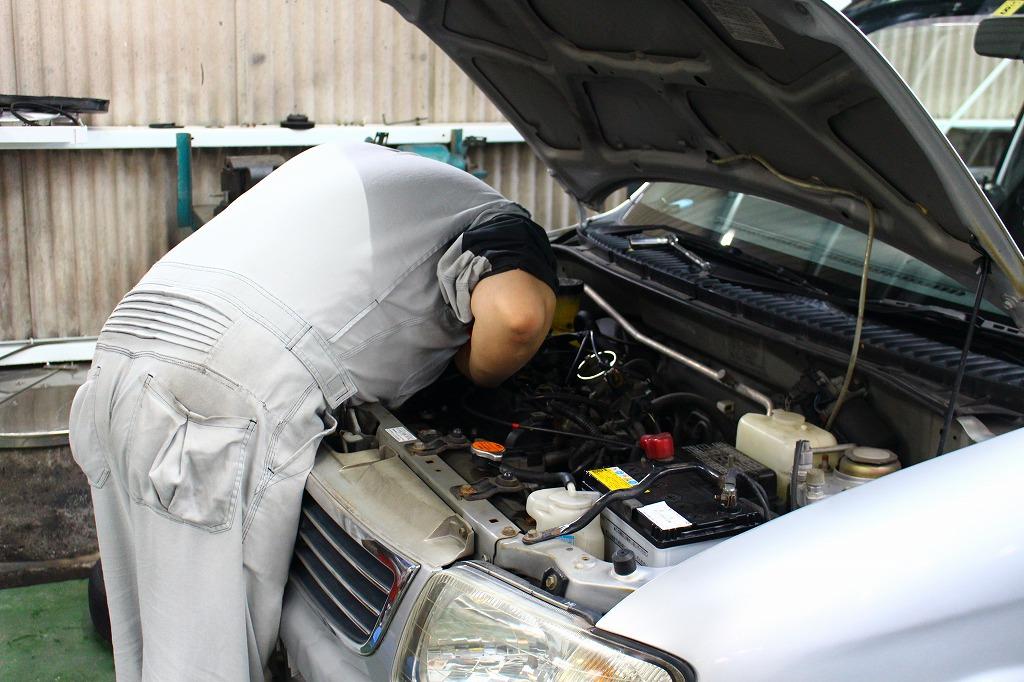 整備 長崎県島原市 自動車関係全般 株式会社タカハラ自動車