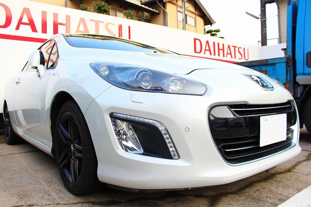 輸入車 プジョー OK 自動車関係全般 株式会社タカハラ自動車
