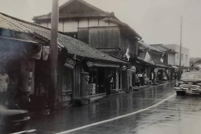 昔の写真 長崎県島原市 自動車関係全般 株式会社タカハラ自動車